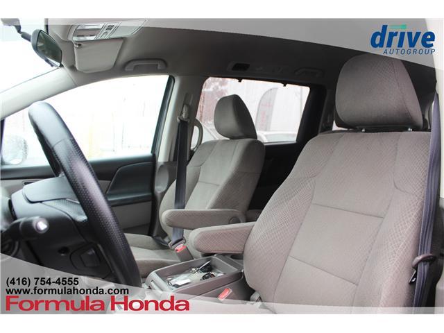 2016 Honda Odyssey EX (Stk: B10666) in Scarborough - Image 8 of 27