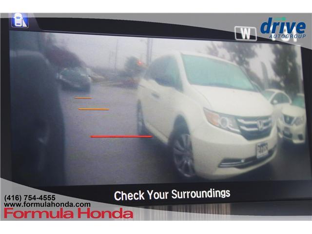 2016 Honda Odyssey EX (Stk: B10666) in Scarborough - Image 12 of 27