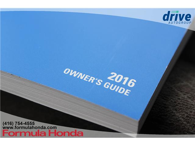 2016 Honda Odyssey EX (Stk: B10666) in Scarborough - Image 27 of 27