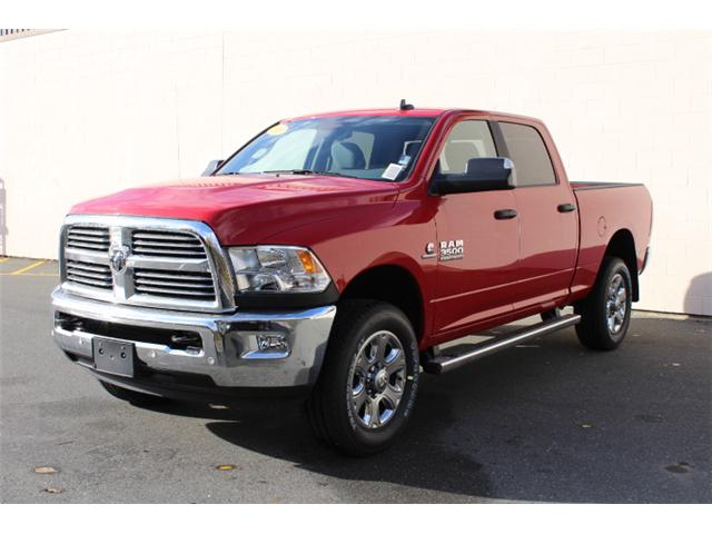 2018 RAM 3500 SLT (Stk: G342897) in Courtenay - Image 2 of 30