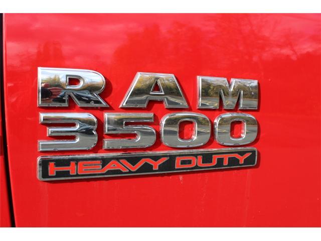 2018 RAM 3500 SLT (Stk: G342897) in Courtenay - Image 23 of 30