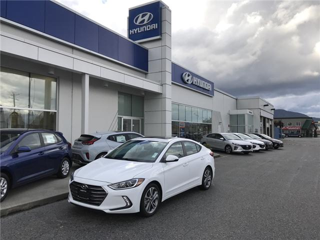 2018 Hyundai Elantra GLS (Stk: H18-0153P) in Chilliwack - Image 3 of 14