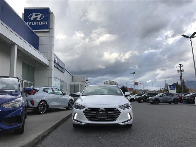 2018 Hyundai Elantra GLS (Stk: H18-0153P) in Chilliwack - Image 4 of 14