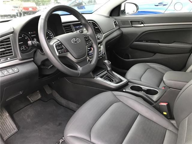 2018 Hyundai Elantra GLS (Stk: H18-0153P) in Chilliwack - Image 6 of 14