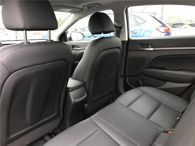 2018 Hyundai Elantra GLS (Stk: H18-0153P) in Chilliwack - Image 7 of 14