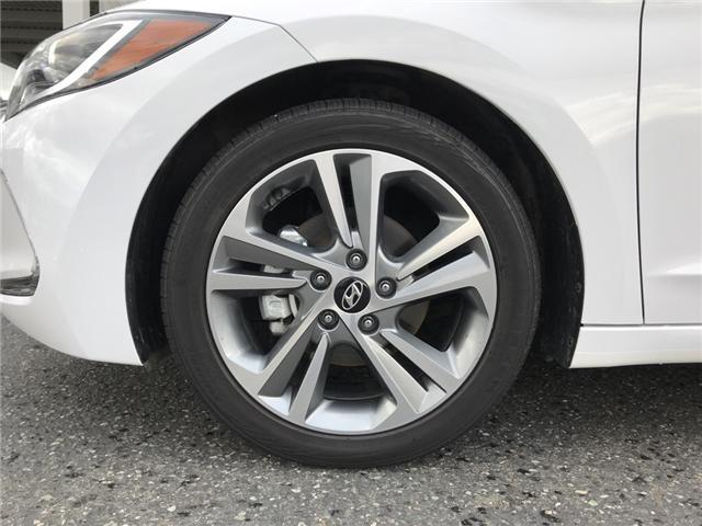 2018 Hyundai Elantra GLS (Stk: H18-0153P) in Chilliwack - Image 8 of 14