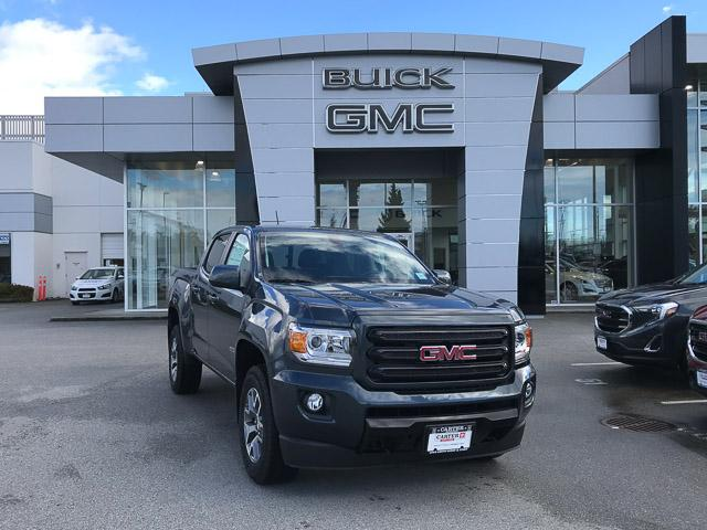 2019 GMC Canyon All Terrain w/Cloth (Stk: 9CN79130) in North Vancouver - Image 2 of 14