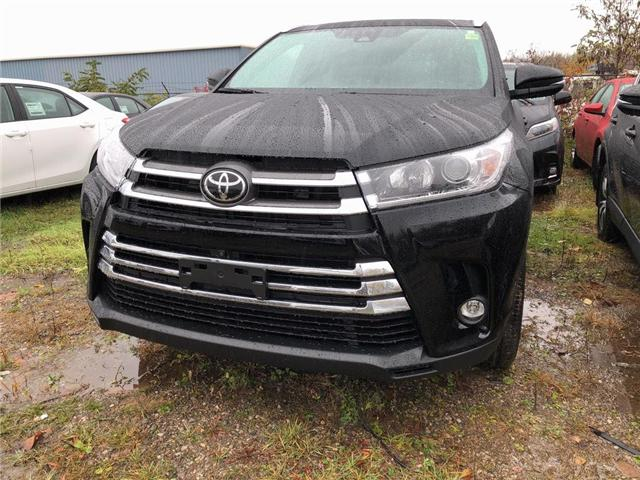 2019 Toyota Highlander Limited (Stk: 9HG174) in Georgetown - Image 1 of 5