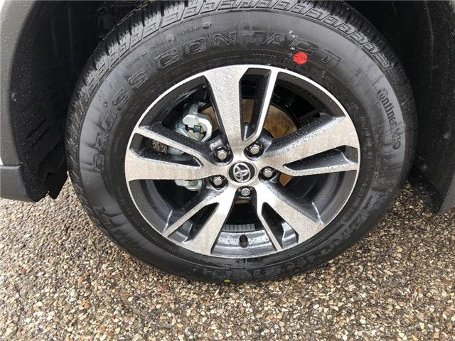 2018 Toyota RAV4 LE (Stk: 8RV1030) in Georgetown - Image 2 of 5