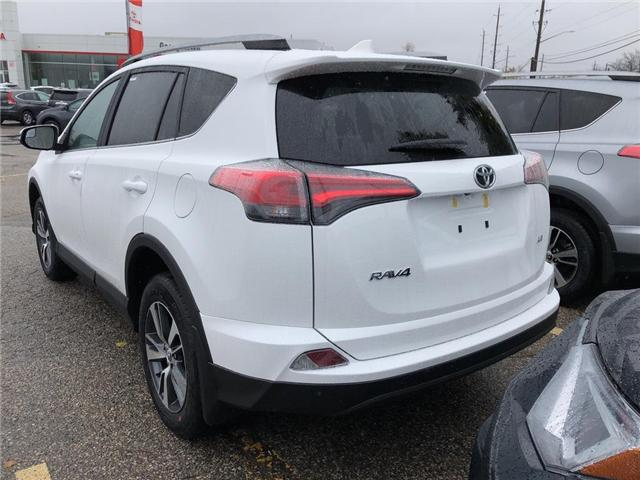 2018 Toyota RAV4 LE (Stk: 8RV1030) in Georgetown - Image 3 of 5