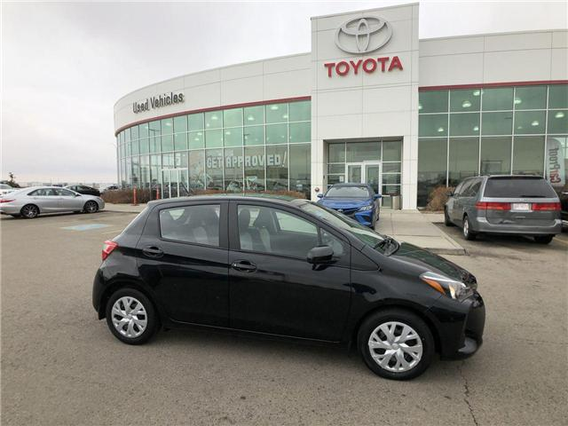 2018 Toyota Yaris LE (Stk: 284262) in Calgary - Image 1 of 15