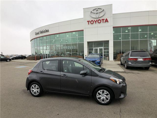 2018 Toyota Yaris LE (Stk: 284263) in Calgary - Image 1 of 15