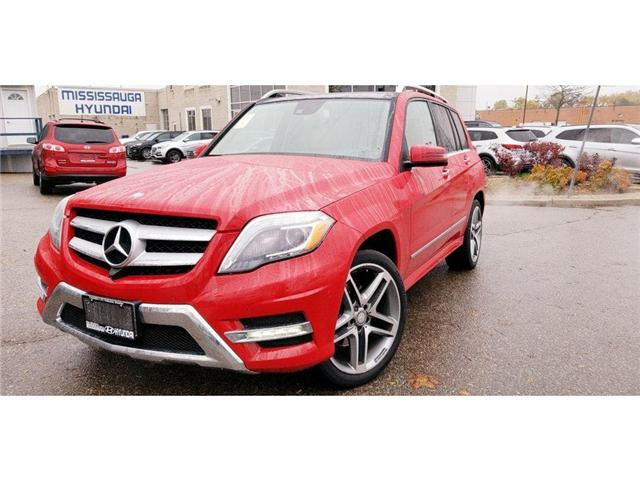 2015 Mercedes-Benz GLK350 CLASS -IN GREAT CONDITION (Stk: OP10143) in Mississauga - Image 1 of 28