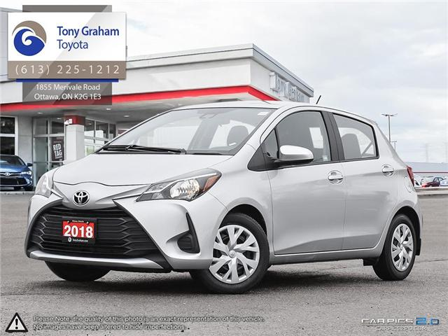 2018 Toyota Yaris LE (Stk: U9029) in Ottawa - Image 1 of 27