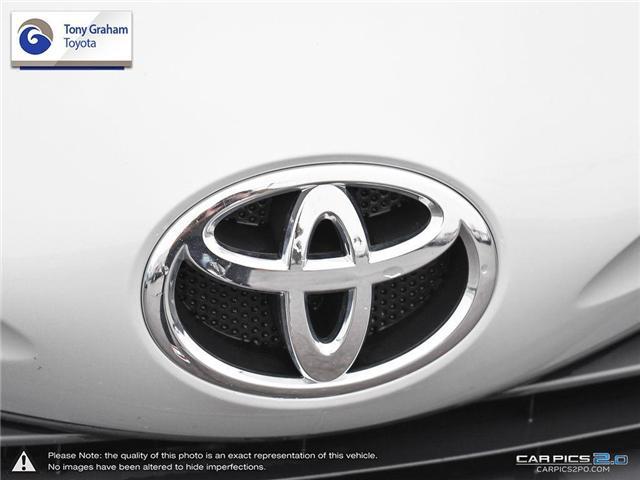2018 Toyota Yaris LE (Stk: U9029) in Ottawa - Image 9 of 27