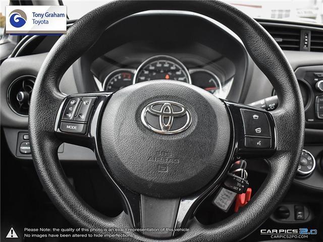 2018 Toyota Yaris LE (Stk: U9029) in Ottawa - Image 14 of 27