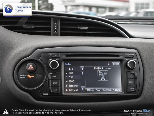 2018 Toyota Yaris LE (Stk: U9029) in Ottawa - Image 18 of 27
