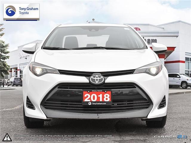 2018 Toyota Corolla LE (Stk: U9045) in Ottawa - Image 2 of 28