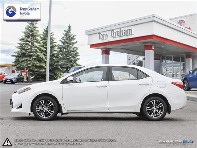 2018 Toyota Corolla LE (Stk: U9045) in Ottawa - Image 3 of 28