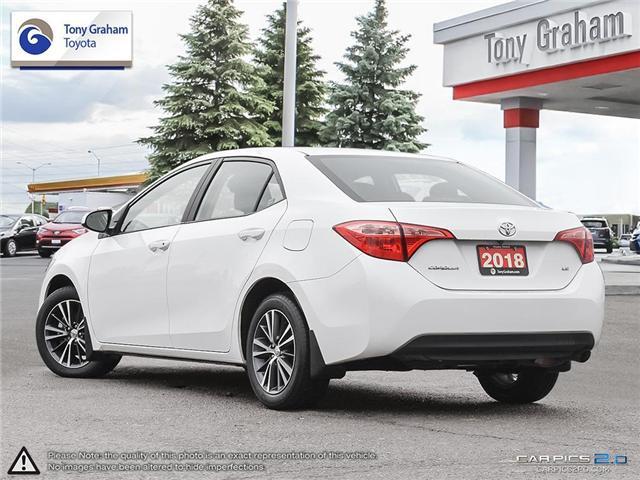 2018 Toyota Corolla LE (Stk: U9045) in Ottawa - Image 4 of 28