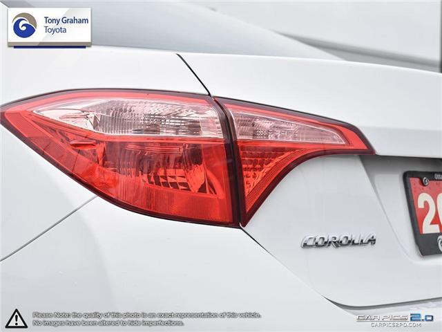 2018 Toyota Corolla LE (Stk: U9045) in Ottawa - Image 12 of 28