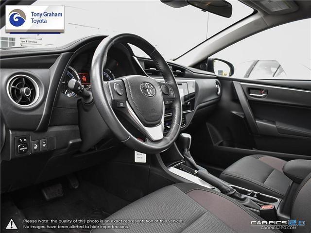 2018 Toyota Corolla LE (Stk: U9045) in Ottawa - Image 13 of 28