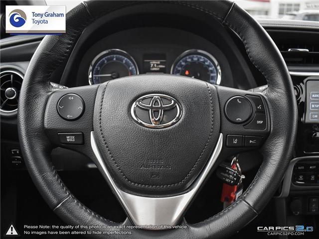 2018 Toyota Corolla LE (Stk: U9045) in Ottawa - Image 14 of 28