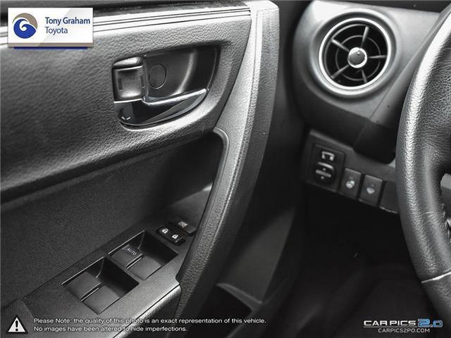 2018 Toyota Corolla LE (Stk: U9045) in Ottawa - Image 16 of 28