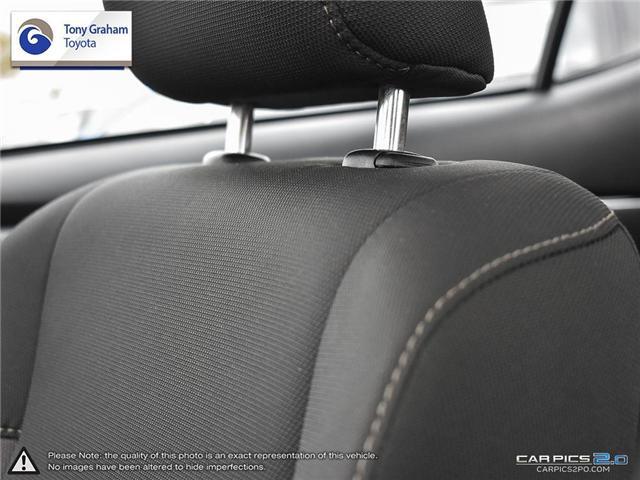 2018 Toyota Corolla LE (Stk: U9045) in Ottawa - Image 22 of 28