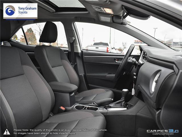 2018 Toyota Corolla LE (Stk: U9045) in Ottawa - Image 23 of 28