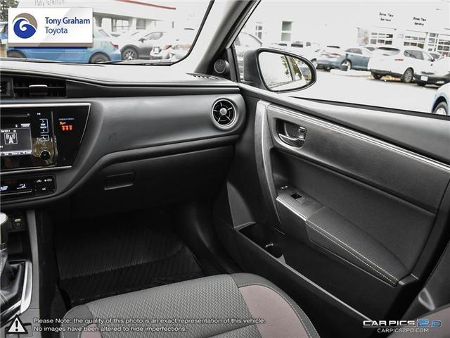 2018 Toyota Corolla LE (Stk: U9045) in Ottawa - Image 26 of 28