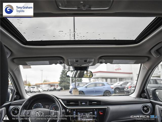 2018 Toyota Corolla LE (Stk: U9045) in Ottawa - Image 27 of 28