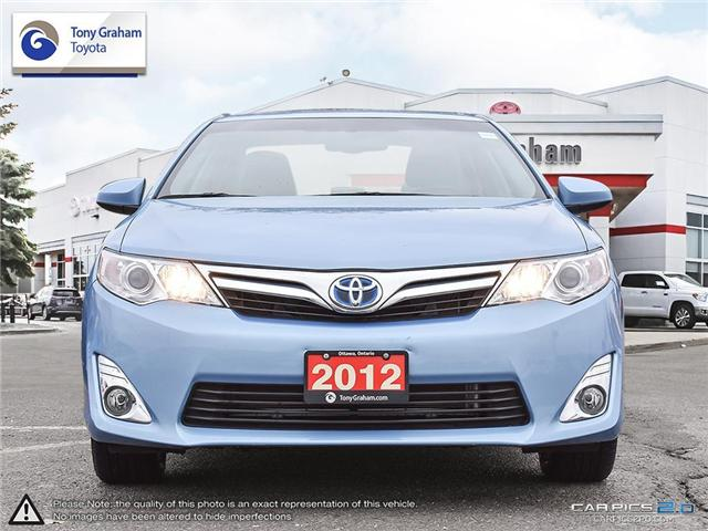 2012 Toyota Camry Hybrid XLE (Stk: D11314A) in Ottawa - Image 2 of 28