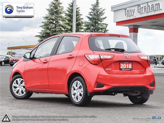 2018 Toyota Yaris LE (Stk: U9036) in Ottawa - Image 4 of 27