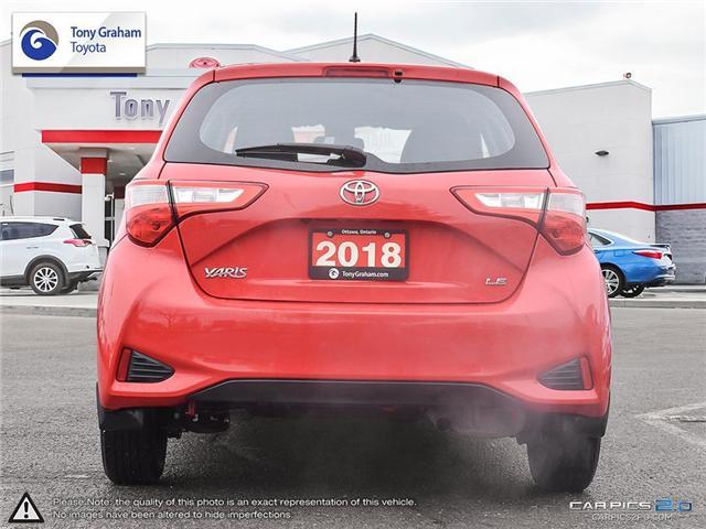 2018 Toyota Yaris LE (Stk: U9036) in Ottawa - Image 5 of 27