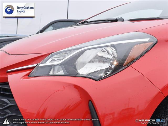 2018 Toyota Yaris LE (Stk: U9036) in Ottawa - Image 10 of 27