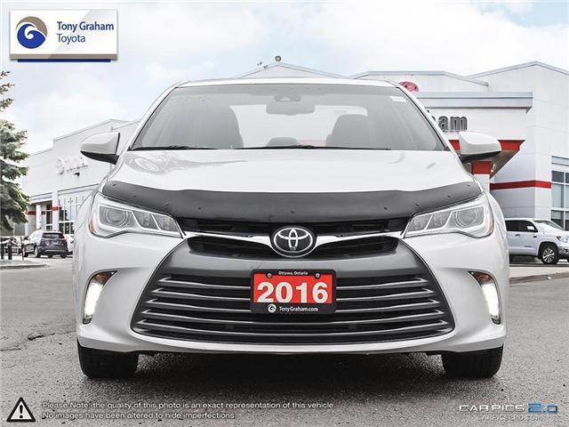 2016 Toyota Camry XLE V6 (Stk: E7645) in Ottawa - Image 2 of 28