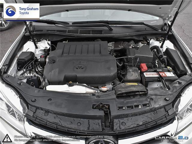 2016 Toyota Camry XLE V6 (Stk: E7645) in Ottawa - Image 8 of 28