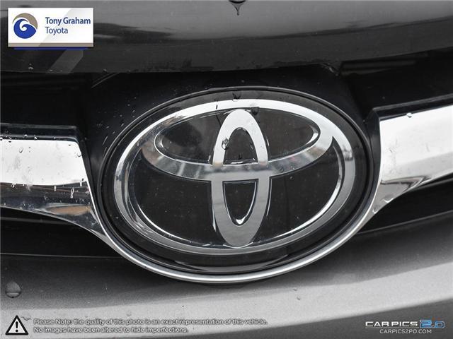 2016 Toyota Camry XLE V6 (Stk: E7645) in Ottawa - Image 9 of 28