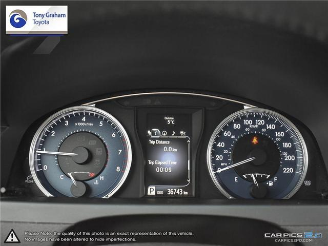 2016 Toyota Camry XLE V6 (Stk: E7645) in Ottawa - Image 15 of 28