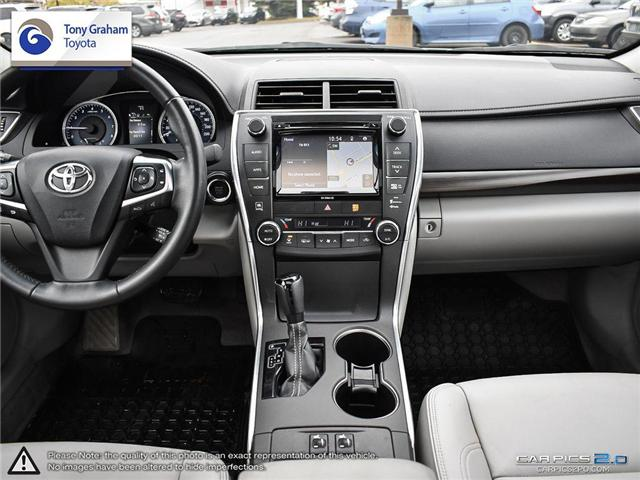 2016 Toyota Camry XLE V6 (Stk: E7645) in Ottawa - Image 25 of 28