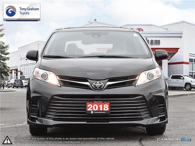 2018 Toyota Sienna LE 8-Passenger (Stk: U9044) in Ottawa - Image 2 of 26