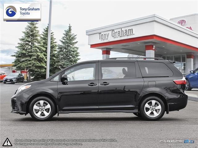 2018 Toyota Sienna LE 8-Passenger (Stk: U9044) in Ottawa - Image 3 of 26