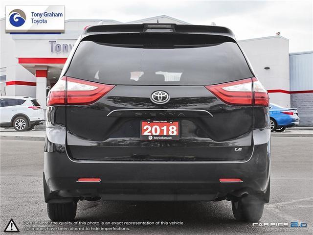2018 Toyota Sienna LE 8-Passenger (Stk: U9044) in Ottawa - Image 5 of 26