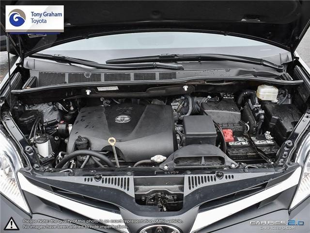 2018 Toyota Sienna LE 8-Passenger (Stk: U9044) in Ottawa - Image 8 of 26