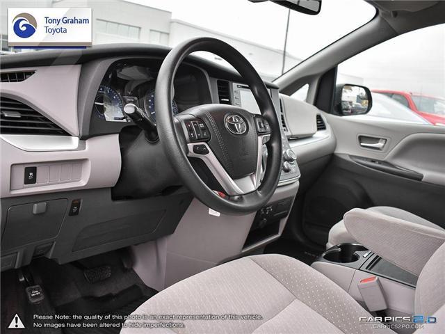 2018 Toyota Sienna LE 8-Passenger (Stk: U9044) in Ottawa - Image 13 of 26