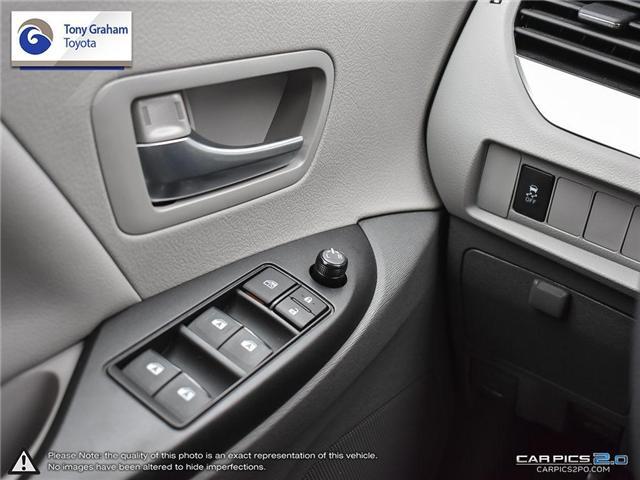 2018 Toyota Sienna LE 8-Passenger (Stk: U9044) in Ottawa - Image 16 of 26