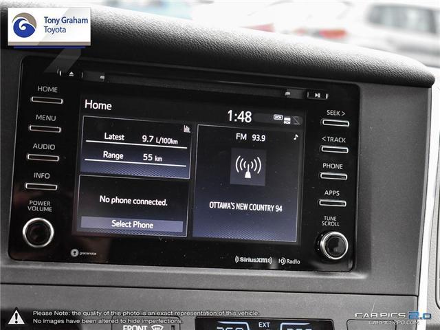 2018 Toyota Sienna LE 8-Passenger (Stk: U9044) in Ottawa - Image 18 of 26