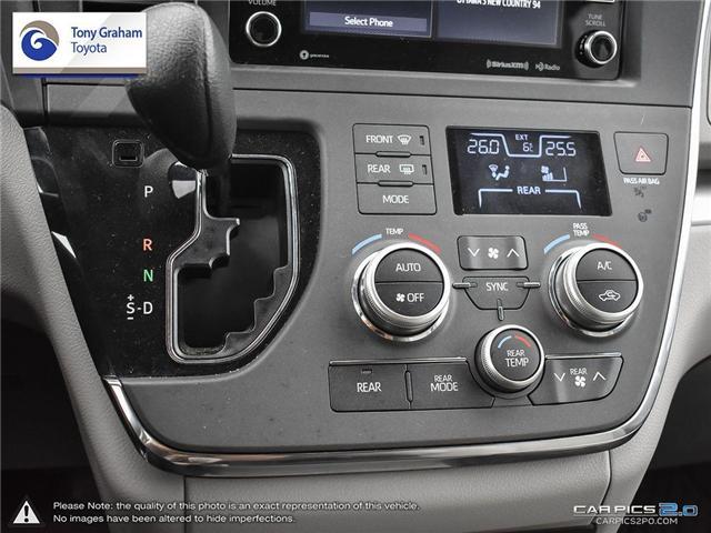 2018 Toyota Sienna LE 8-Passenger (Stk: U9044) in Ottawa - Image 19 of 26