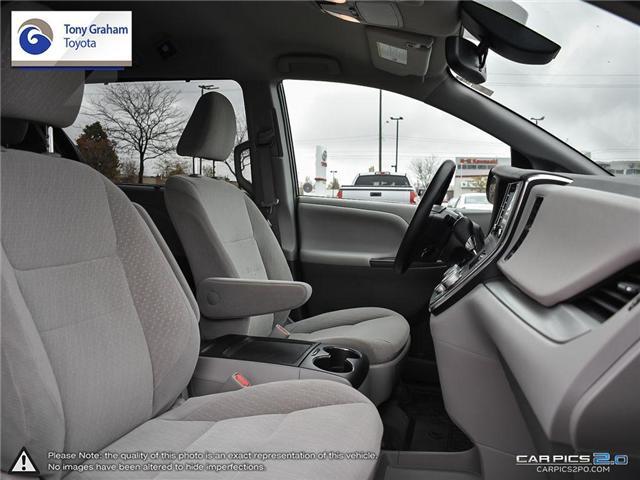 2018 Toyota Sienna LE 8-Passenger (Stk: U9044) in Ottawa - Image 22 of 26